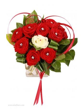 Bouquet Joli Coeur