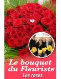 Le bouquet de rose