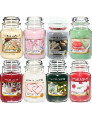 Grande jarre Yankee Candle - Cerise griotte -
