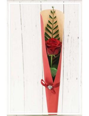 Flowerbox 1 rose
